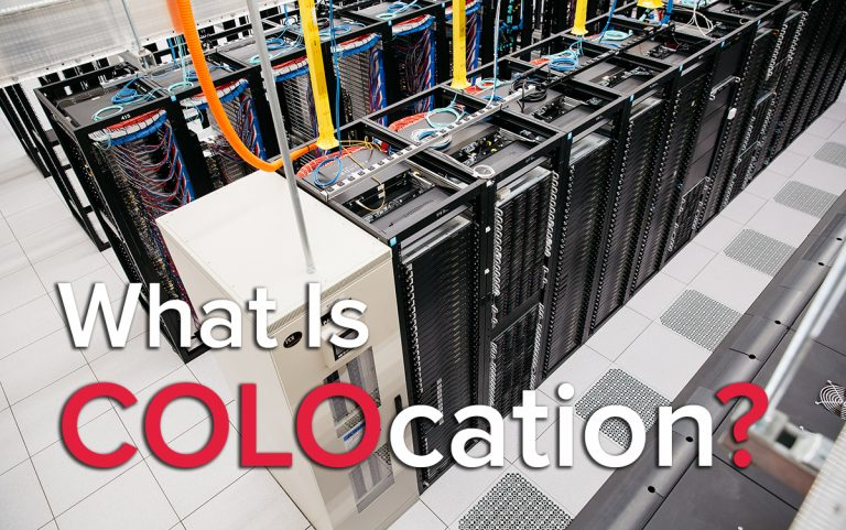 Colocation Hosting, Dedicated Colocation Solutions UK