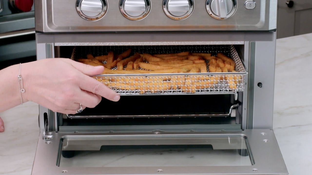 farberware air fryer toaster oven instructions