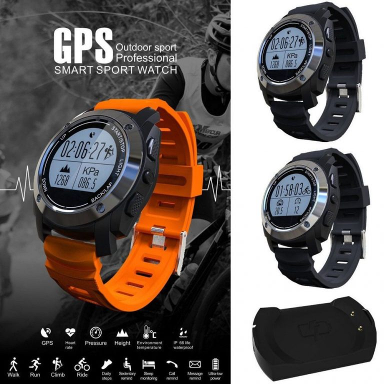 Heart Rate Monitor of s928 sports watch